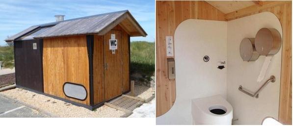 Toilette saniter