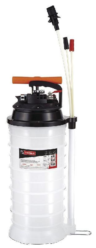 Pompe d'aspiration de liquide vidange huile moteur 10,5l mw-tools odmp10