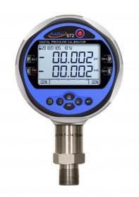 Calibrateur de pression numérique, jusqu'à 2800 bar