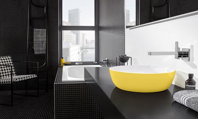 vasque artis de villeroy boch. Black Bedroom Furniture Sets. Home Design Ideas