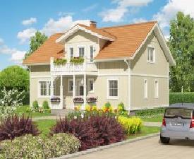 Maisons passives classiques en bois maison zoe for Maison bois classique