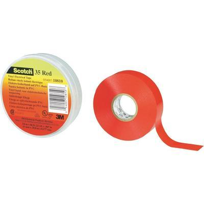 RUBAN ISOLANT SCOTCH® 35 3M 80-6112-1160-0 ORANGE (L X L) 20 M X 19 MM 1 ROULEAU(X)