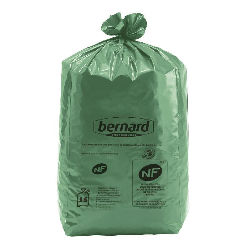 sac poubelle bernard achat vente de sac poubelle bernard comparez les prix sur. Black Bedroom Furniture Sets. Home Design Ideas