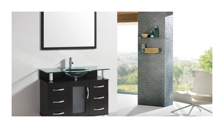 Mobilier de salle de bain concept usine achat vente de for Miroir usine