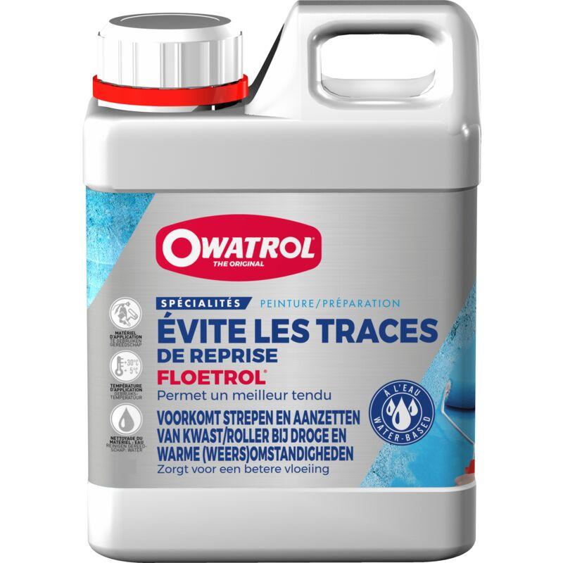OWATROL - ADDITIF POUR PEINTURES ÉMULSIONNÉES - FLOETROL - 2.5 L