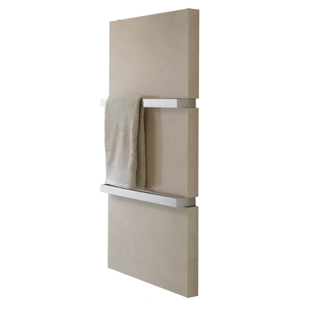 radiateur s che serviette 84x60cm pierre naturelle marbella comparer les prix de radiateur s che. Black Bedroom Furniture Sets. Home Design Ideas