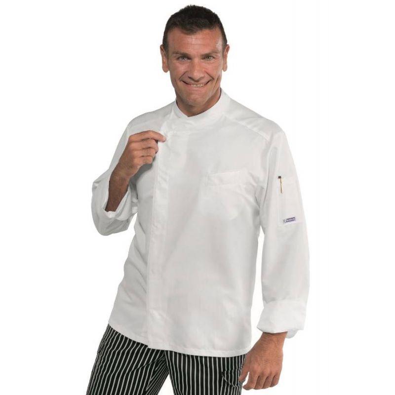 Hauts de travail isacco achat vente de hauts de for Achat veste de cuisine