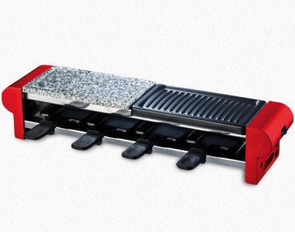 appareil a raclette pierre a griller rp4. Black Bedroom Furniture Sets. Home Design Ideas