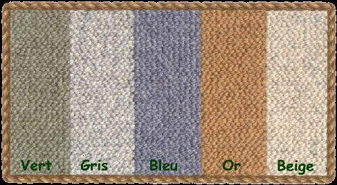 Moquette pure laine