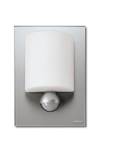 LAMPE EXTÉRIEURE L 680 LED SILVER
