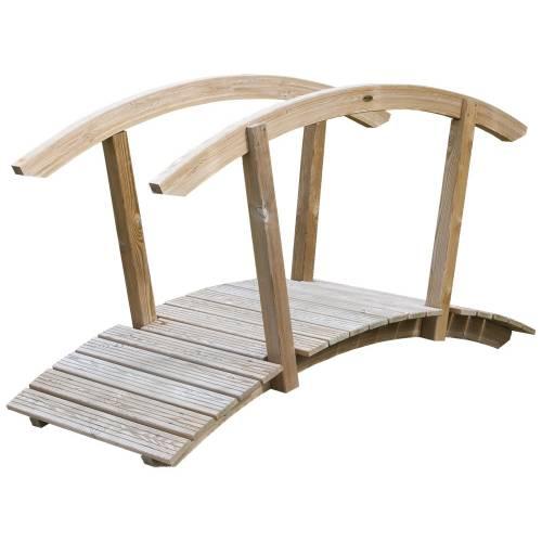 Petits ponts et passerelles tous les fournisseurs for Pont jardin zen