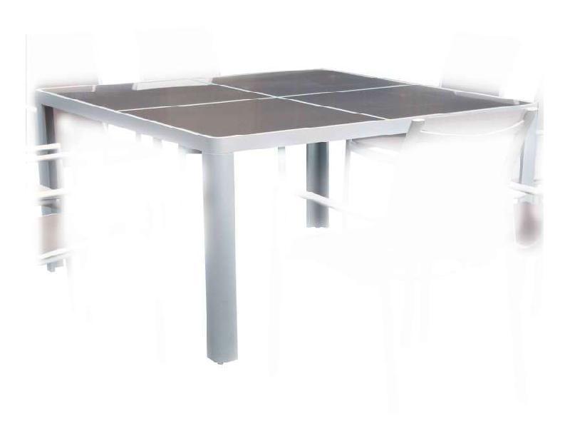 Table carr e d 39 ext rieur tous les fournisseurs de table for Table exterieur 40x40