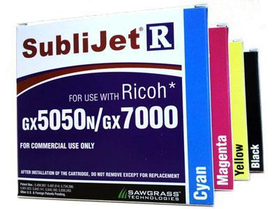 Encre ricoh sublijet pour gx7000/gxe7700n