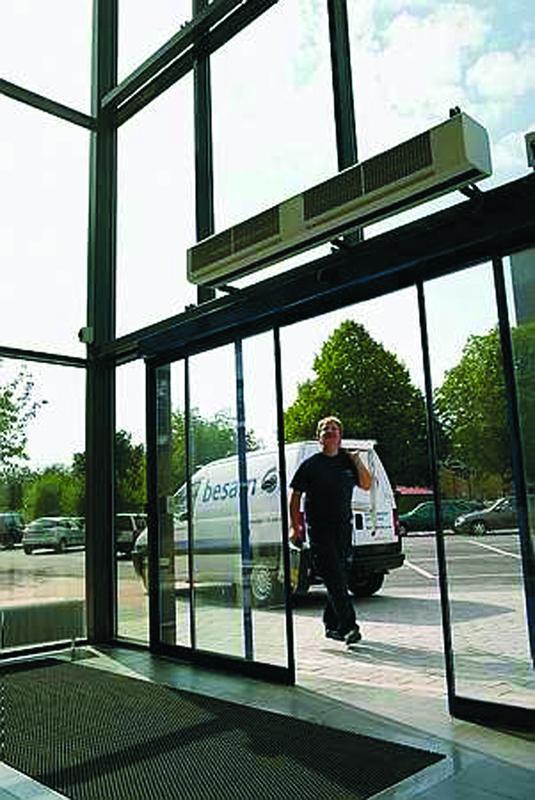 porte pietonne unislide 2 vantaux coulissante double exterieur 3000 x 2300 mm. Black Bedroom Furniture Sets. Home Design Ideas