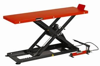 Marolotest produits tables elevatrices a ciseaux - Table verin hydraulique ...