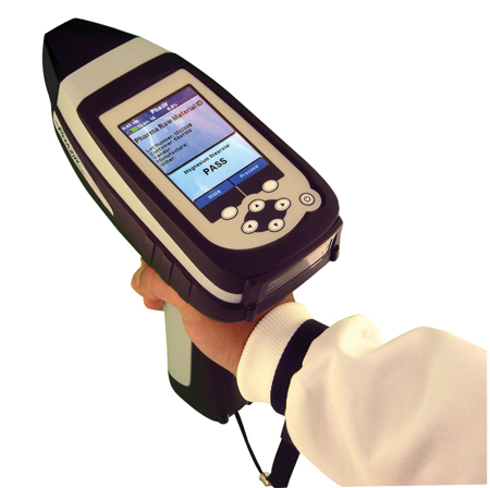 ANALYSEUR PORTABLE MICROPHAZIR RX
