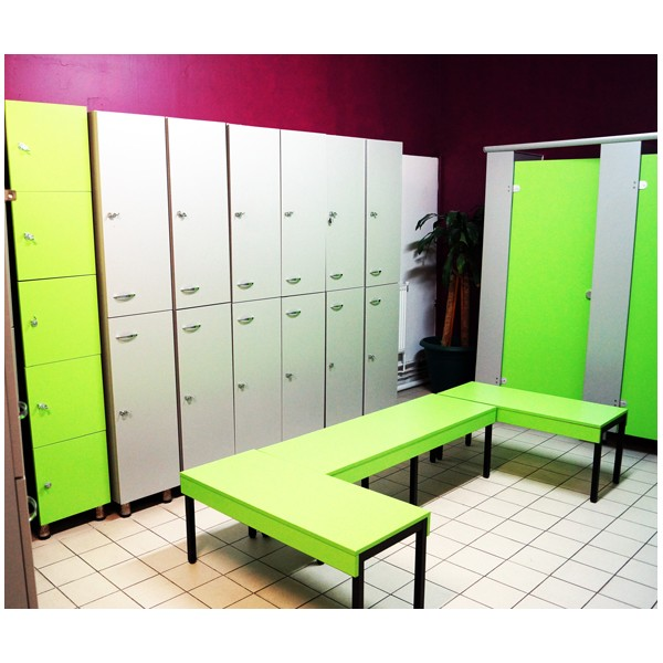 banc de vestiaire reteks sas. Black Bedroom Furniture Sets. Home Design Ideas