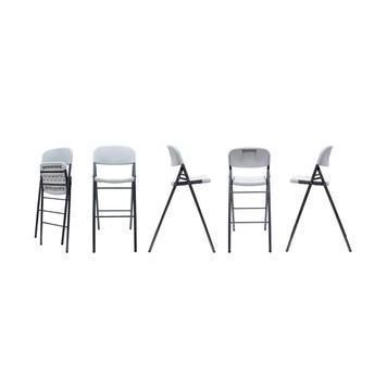 tabouret haut repliable. Black Bedroom Furniture Sets. Home Design Ideas