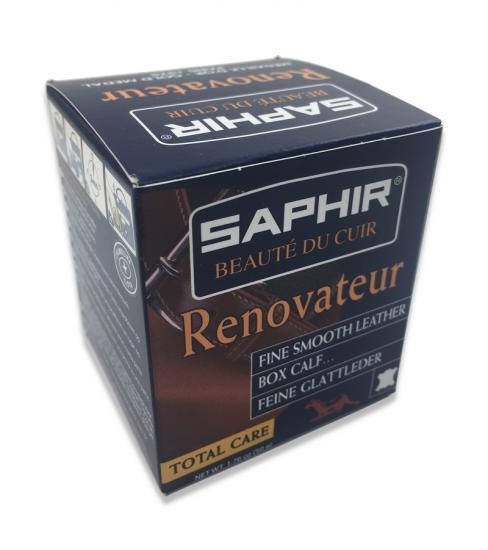 how to use saphir renovateur