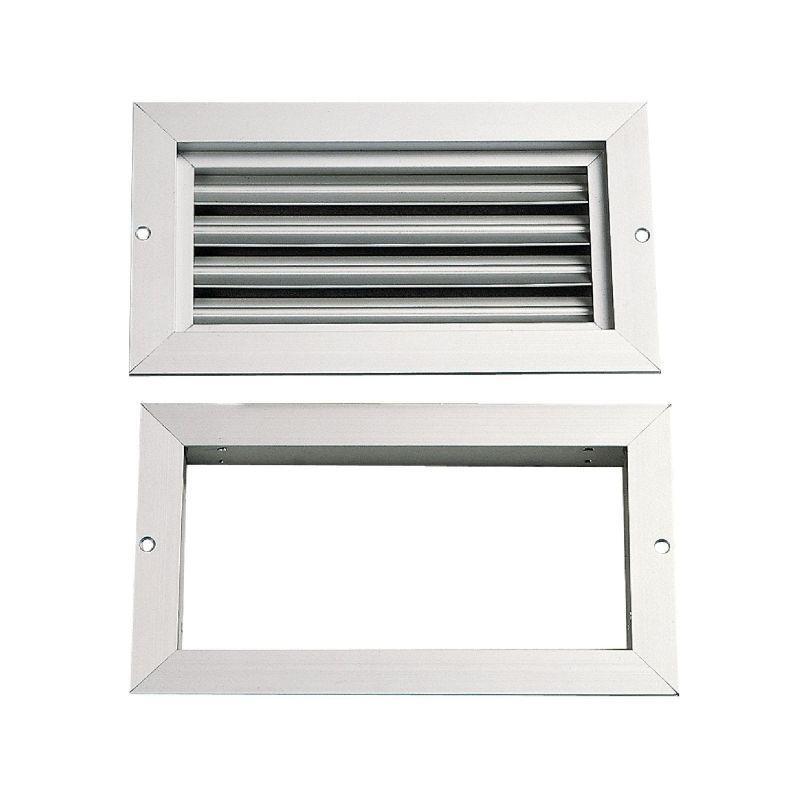 Grille de porte renson comparer les prix de grille de for Grille de ventilation pour porte