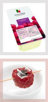 Fruits surgelé gamme professionnelle