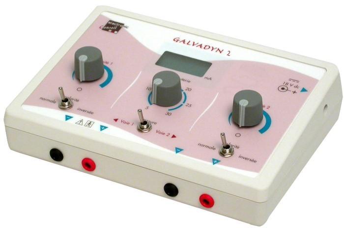 G nerateur de courant galvanique galvadyn 2 comparer les for Generateur d electricite prix