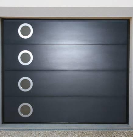 etablissements a lumbroso produits portes de garage sectionnelles. Black Bedroom Furniture Sets. Home Design Ideas