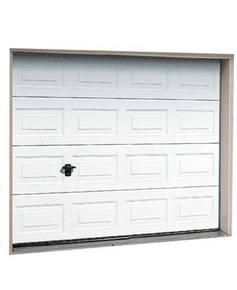 porte de garage sectionnelle star 20 motorisee haut 2 125m larg 2 375m a cassettes. Black Bedroom Furniture Sets. Home Design Ideas