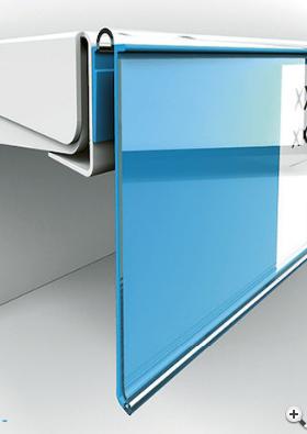 cgs df porte etiquettes adhesif avec charniere. Black Bedroom Furniture Sets. Home Design Ideas