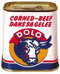 CORNED BEEF GELEE 340G DOLO