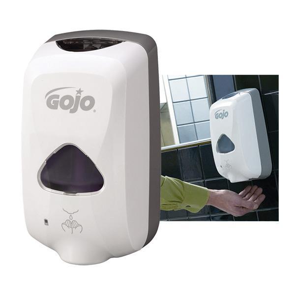 distributeur de savon gojo achat vente de distributeur de savon gojo comparez les prix sur. Black Bedroom Furniture Sets. Home Design Ideas