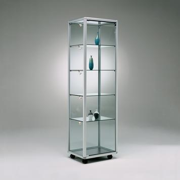 vitrine en verre vesta 790 mm. Black Bedroom Furniture Sets. Home Design Ideas