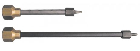 Embout a injecter