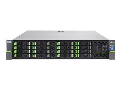 FUJITSU PRIMERGY RX2520 M1 - SERVEUR - MONTABLE SUR RACK - 2U - 2 VOIES - 1 X XEON E5-2420V2 / 2.2 GHZ - RAM 8 GO - SAS - HOT-SWAP 3.5
