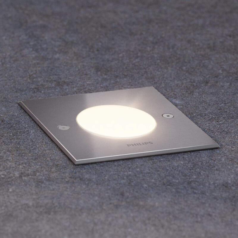SPOT ENCASTRABLE DANS LE SOL LED CRUST IP67