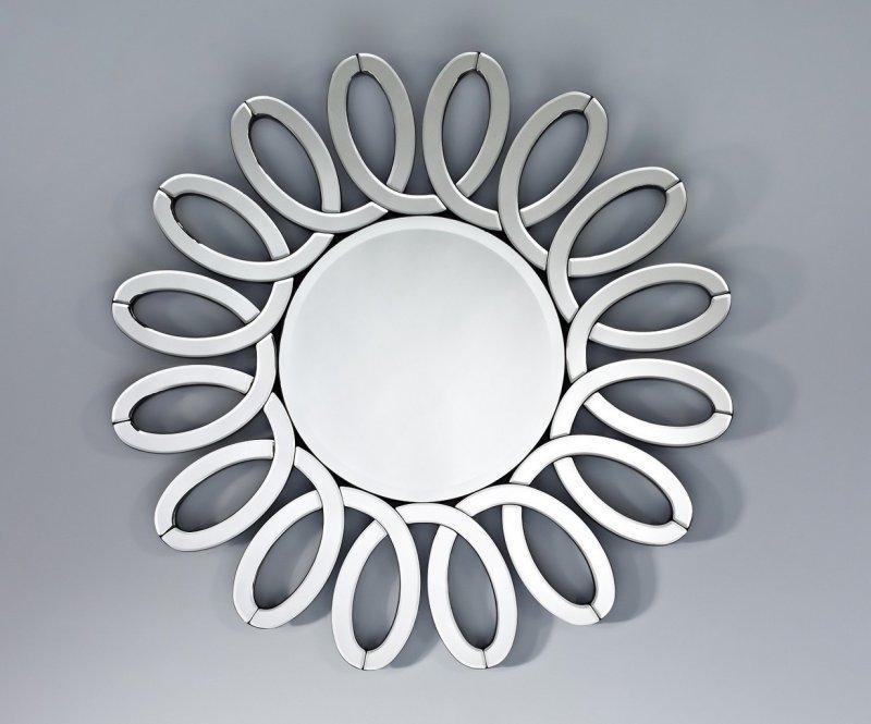 Angel miroir mural design en verre comparer les prix de for Petit miroir design