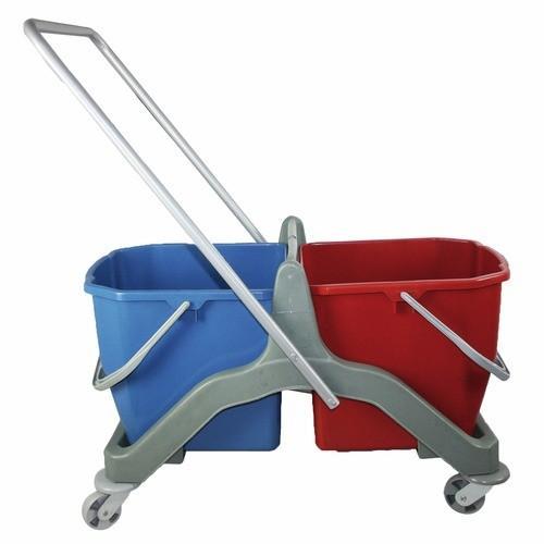 20 l Nettoyage Voiture chariots avec presse Mop Seau Essuie-Glace Hôtel Nettoyage DHL