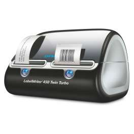 DYMO - LABEL WRITER 450 TWIN TURBO - ETIQUETEUSE PROFESSIONNELLE