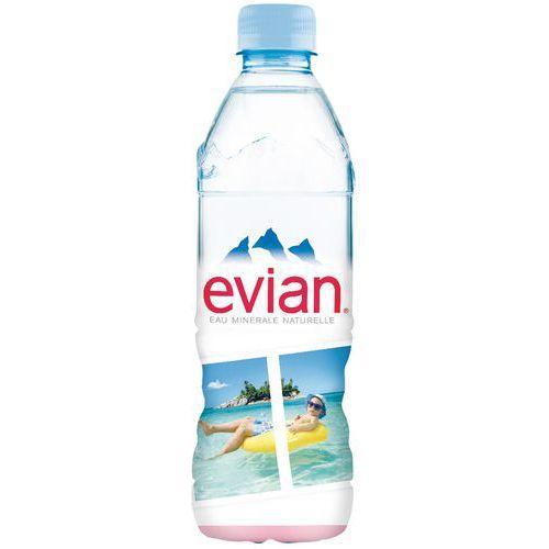EAU EVIAN 50CL