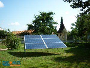 domo helios produits panneaux solaires photovoltaiques. Black Bedroom Furniture Sets. Home Design Ideas