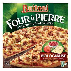 buitoni four a pierre pizza bolognaise 390 g. Black Bedroom Furniture Sets. Home Design Ideas