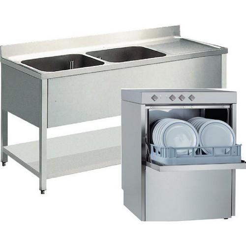 Bloc eviers pour plonge tous les fournisseurs evier for Fournisseur vaisselle professionnelle