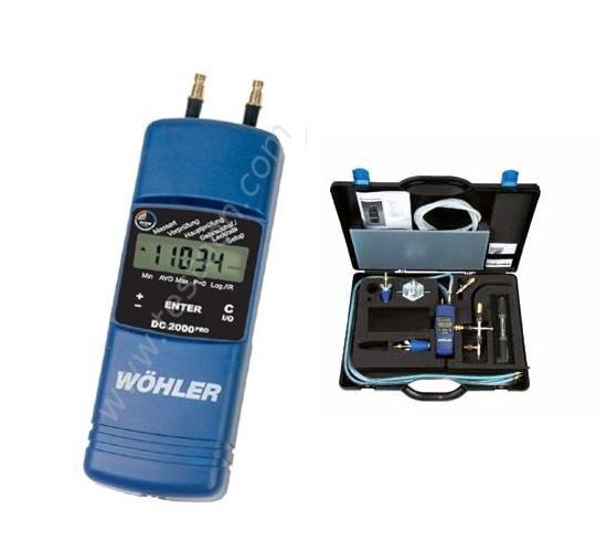Wöhler dc 2000 pro kit