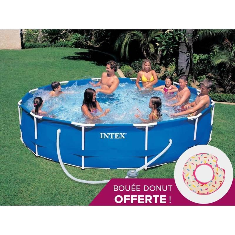Piscines intex achat vente de piscines intex for Piscine tubulaire 3 66