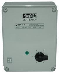 Regulateur a transformateur  mws 1.5