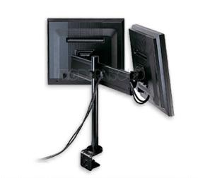 Support amovible 2 ecrans lcd reference 080341202 - Support tele amovible ...