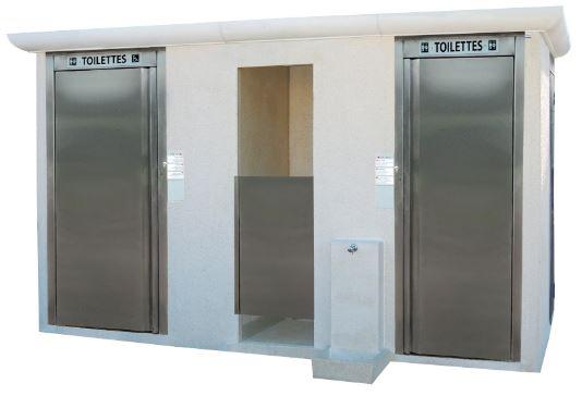 Toilette - réf. 2025
