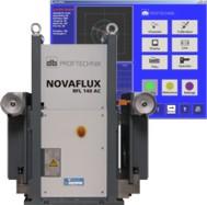 Controle etat de surface sur produits longs / courants  foucault & flux de fuite