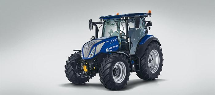 Tracteur t5 auto command - new holland