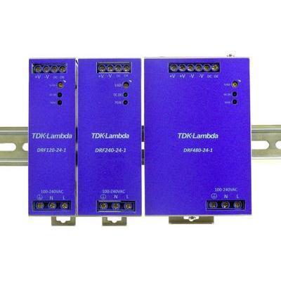 ALIMENTATION RAIL DIN TDK-LAMBDA DRF-240-24-1 24 V/DC 240 W